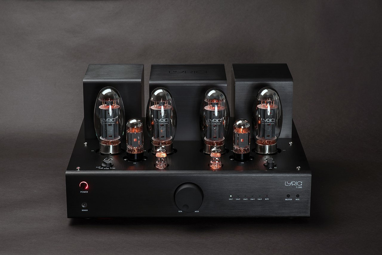 Lyric Ti200 - Integrated Tube Amplifier