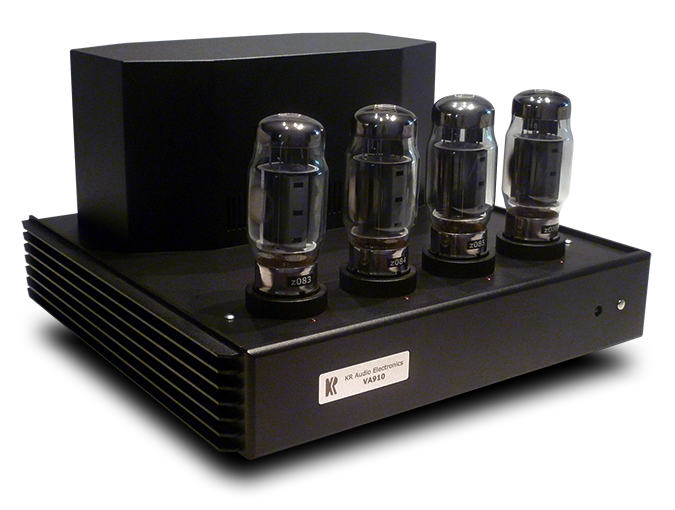 KR Audio VA910 Mono-block Amplifiers