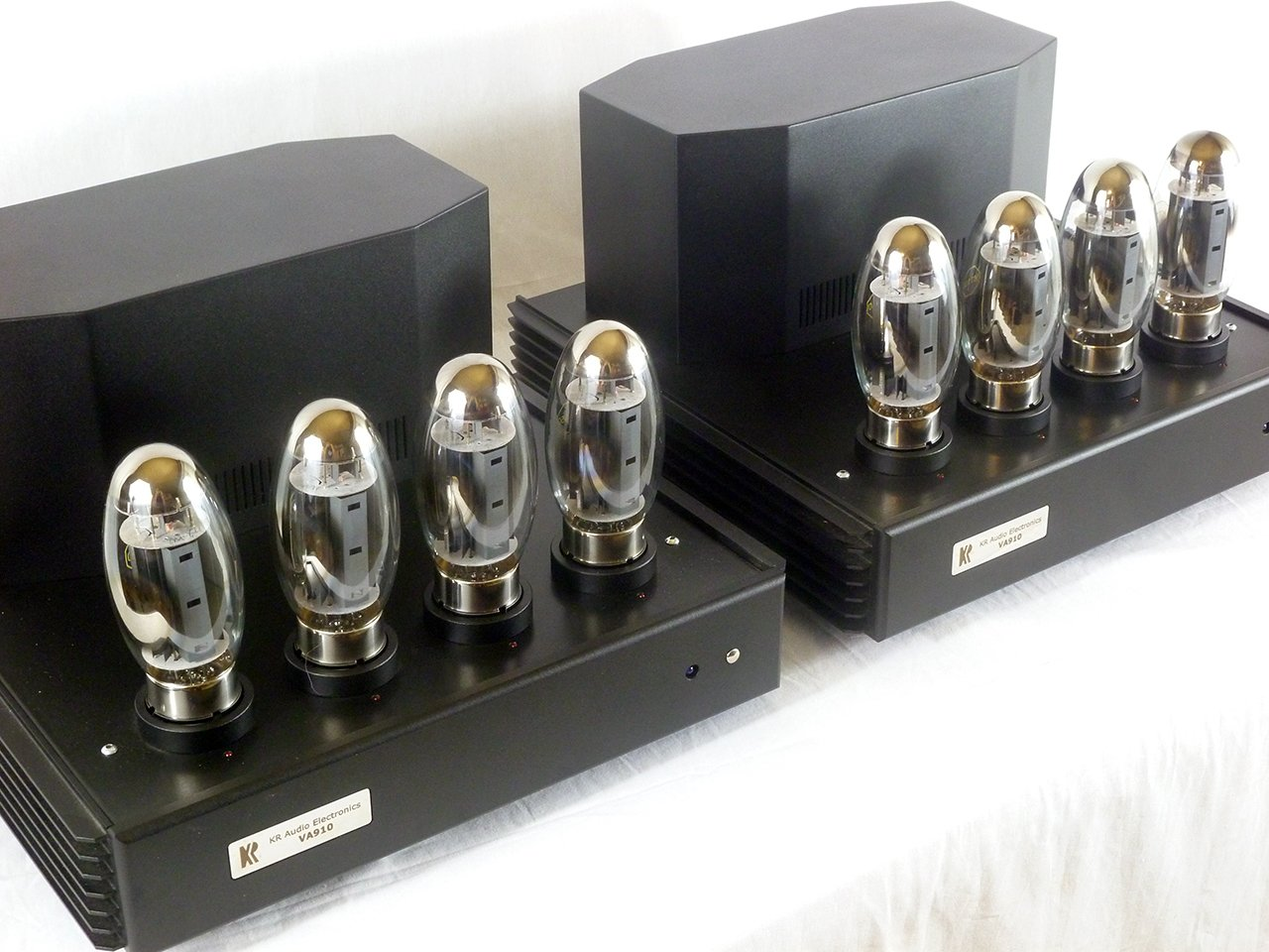 KR Audio VA910 Mono block pair - trade-in
