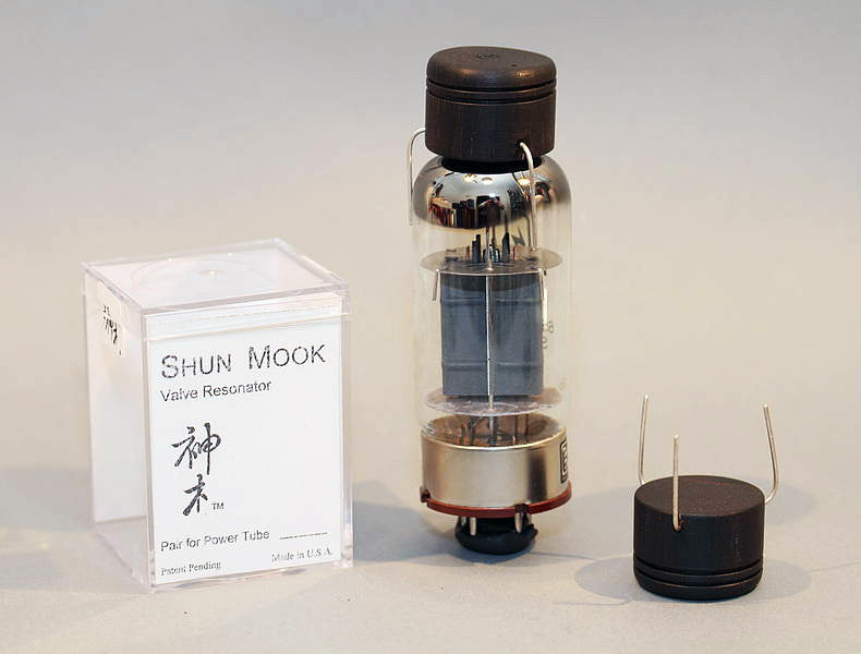 Shun Mook Power Tube Resonators Set of 2