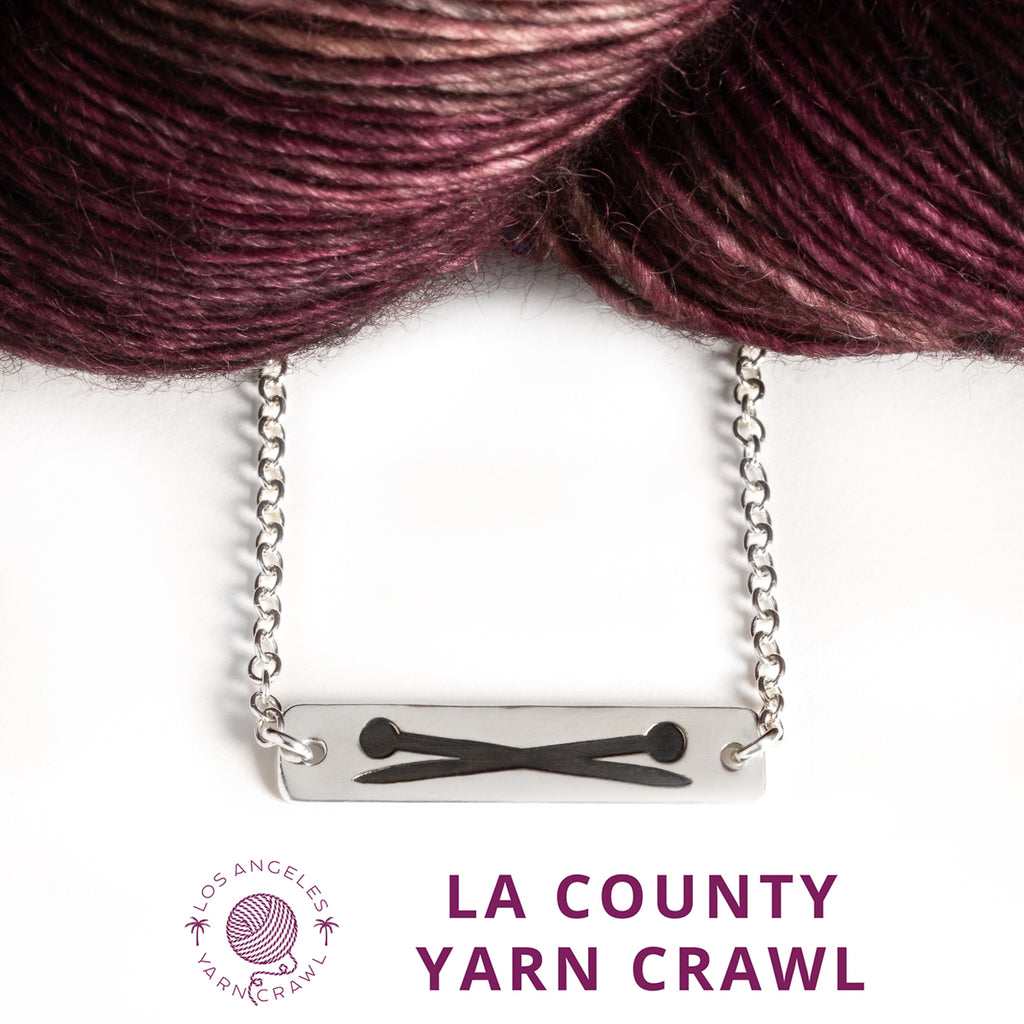 Join Us During the Los Angeles Yarn Crawl April 4-13th