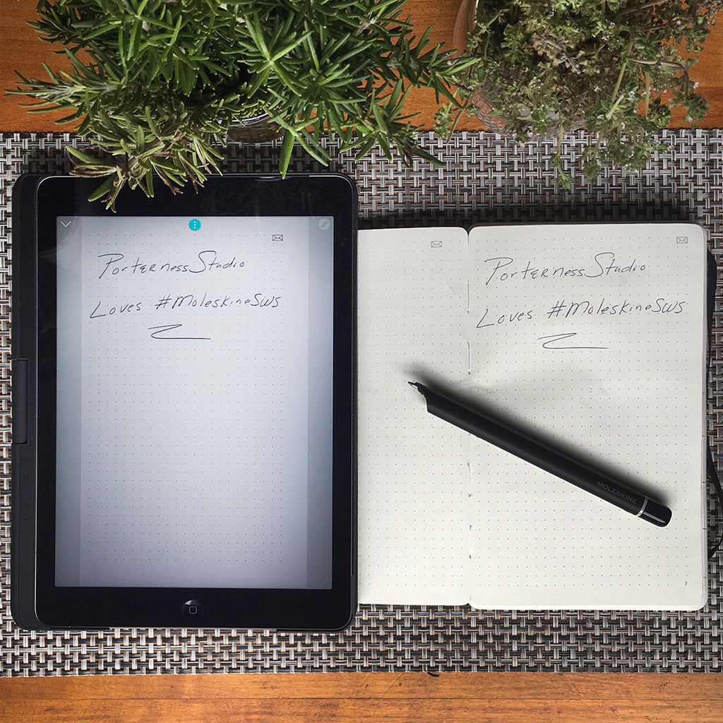 Porterness Studio Moleskine Smart Writing Set