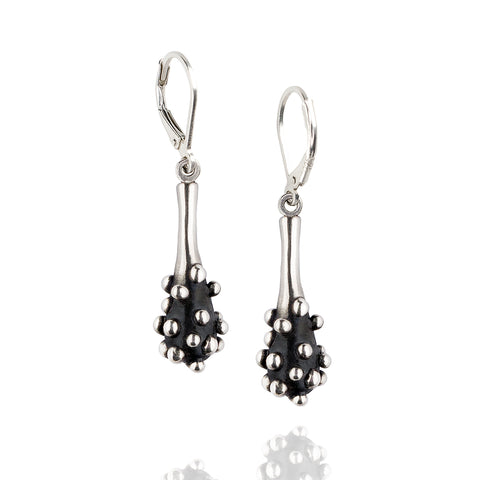 Porterness Studio Sterling Silver Demi-Sec In Motion Drop Earrings