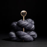 Lolly Shawl Pin Luxury Knitting Jewelry Contemporary Yarn Connoisseur