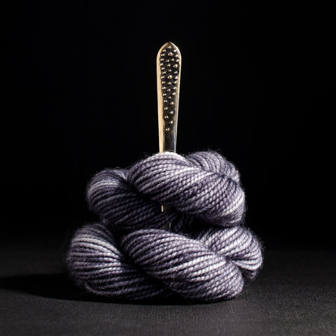Porterness Shawl Pin Luxury Knitting Jewelry for Yarn Lovers