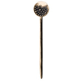 Lolly Shawl Pin Luxury Knitting Jewelry for the Contemporary Yarn Connoisseur