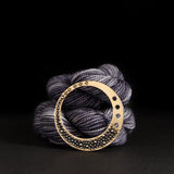 Porterness Studio Bronze Demi-Sec Shawl Ring