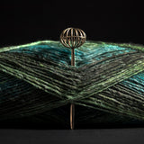 Porterness All Over The World Bronze Shawl Pin for Knitting Moms