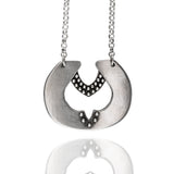 Porterness Studio Sterling Silver Super Power Necklace