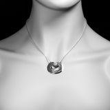 Silver Super Power Necklace