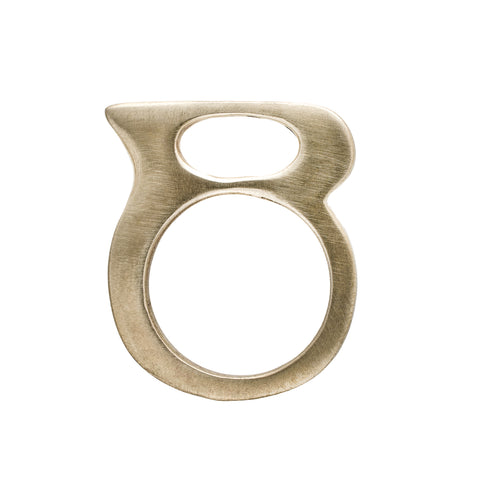 Porterness Studio Bronze Bee Sting Ring