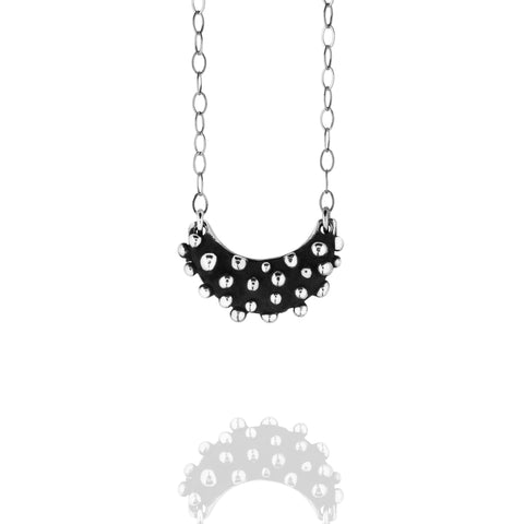 Porterness Studio Sterling Silver OG Demi-Sec Bubbles Necklace