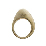 Porterness Studio Bronze Smooth Operator Ring