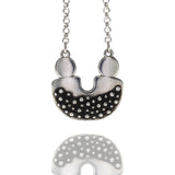 Porterness Studio Silver Modern Love Necklace