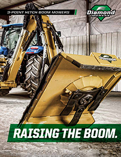 3-Point Hitch Boom Mowers Brochure