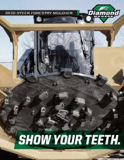 Skid-Steer Forestry Mulcher Brochure