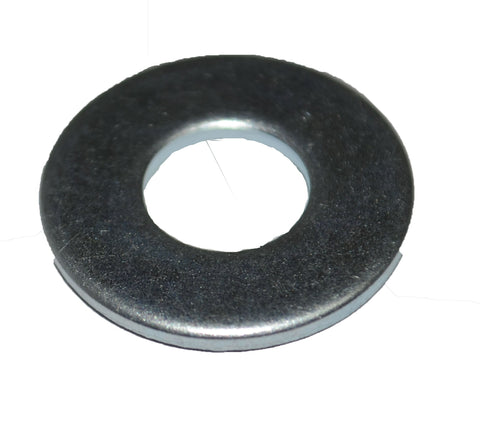 11-0009 - 3/8 FLAT WASHER GR 5 CLEAR