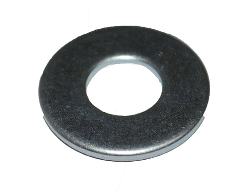 11-0023 - 1/4 FLAT WASHER GR 5 CLEAR