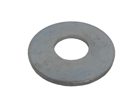 11-0024 - 7/16 FLAT WASHER GR 5 CLEAR