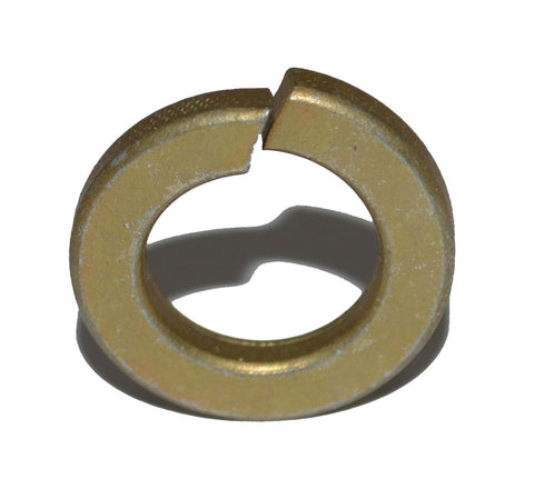 11-0036 - 1/2 LOCK WASHER GR 8 YELLOW
