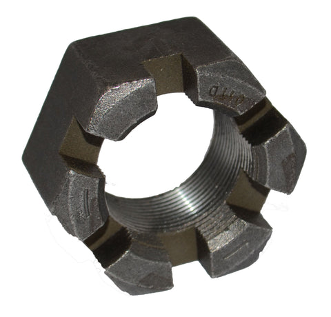 11-1060 - 1 3/4-12 SLOTTED HEX NUT