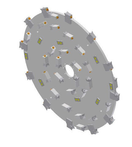 24-0283 - WELD FREE D3 DISC COMPLETE