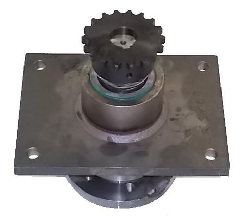 35-0018 - ASSEMBLED DITCHER SPINDLE COMPLETE