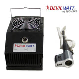 15 Watt Air Cooled Thermoelectric Generator