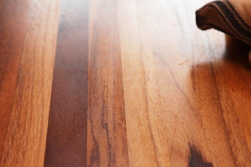 Oiled Wooden Cutting Board