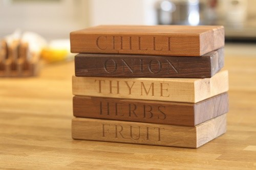 Different Wooden Cutting Board