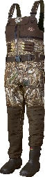 drake waders for late season cold weather