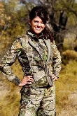 LADY'S CAMO HUNTING CLOTHES