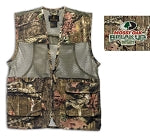 Dove hunting vest to store gear