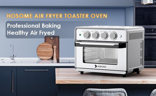 Hosome air fryer toaster oven