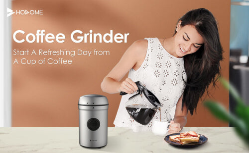 Hosome electric large coffee grinder