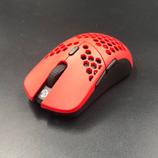 G-Wolves Hati S Gaming Mouse - Stilleto Red