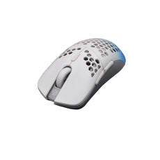 G-Wolves Hati Gaming Mouse White & Blue