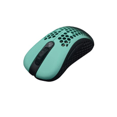 G-Wolves Skoll RGB Gaming Mouse Shadow Green