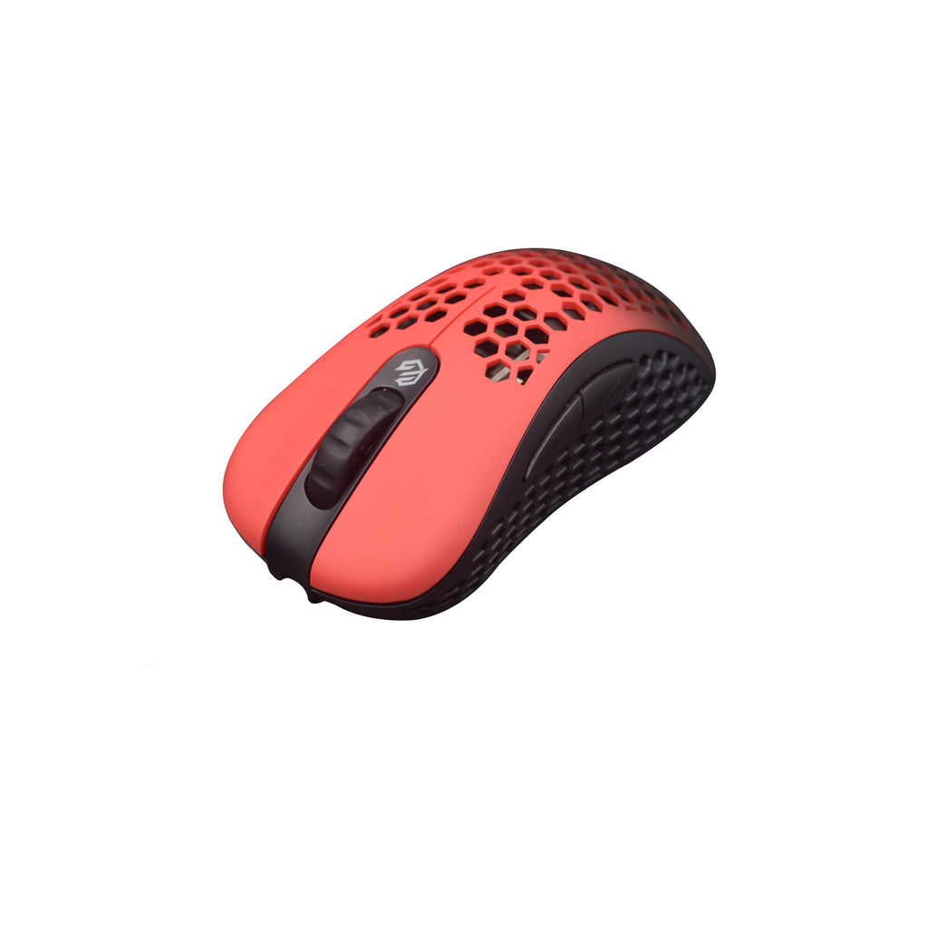G-Wolves Skoll RGB Gaming Mouse Merlot Red