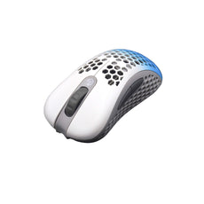 G-Wolves Skoll RGB Gaming Mouse White & Blue