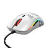 Glorious Model O Minus Gaming Mouse - Glossy White