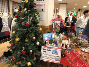 Golden Jubilee Christmas Boutique at the Franciscan Chapel Center