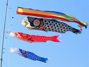 Koinobori friendship
