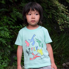 FLY Kid's T shirt Melon
