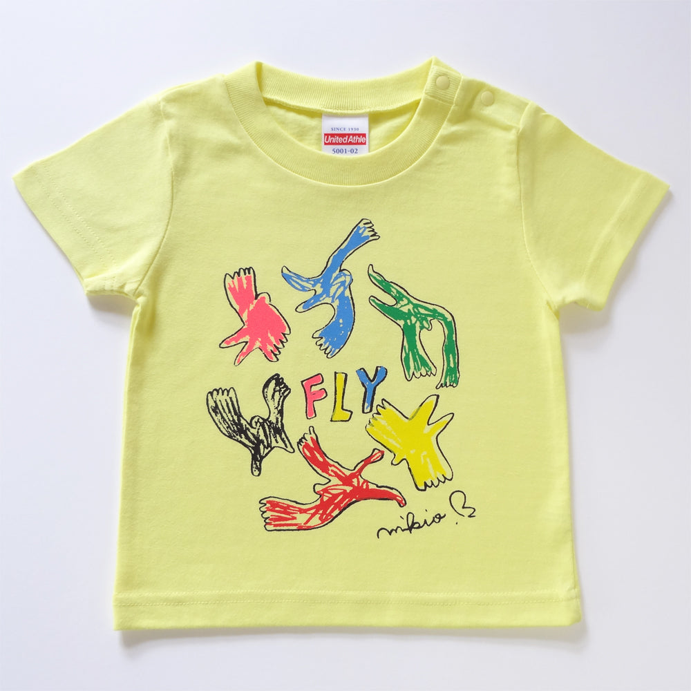 FLY Baby's T shirt Lemon