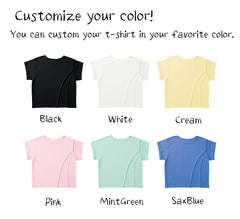Koinobori Easy-fit Women's T shirt Monocolor