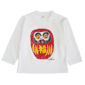 Daruma Baby's Long Sleeve T shirt
