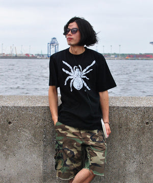 Tarantula Men's T-shirt Black