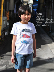 Koinobori Kid's T shirt