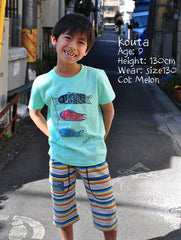 Koinobori Kid's T shirt White